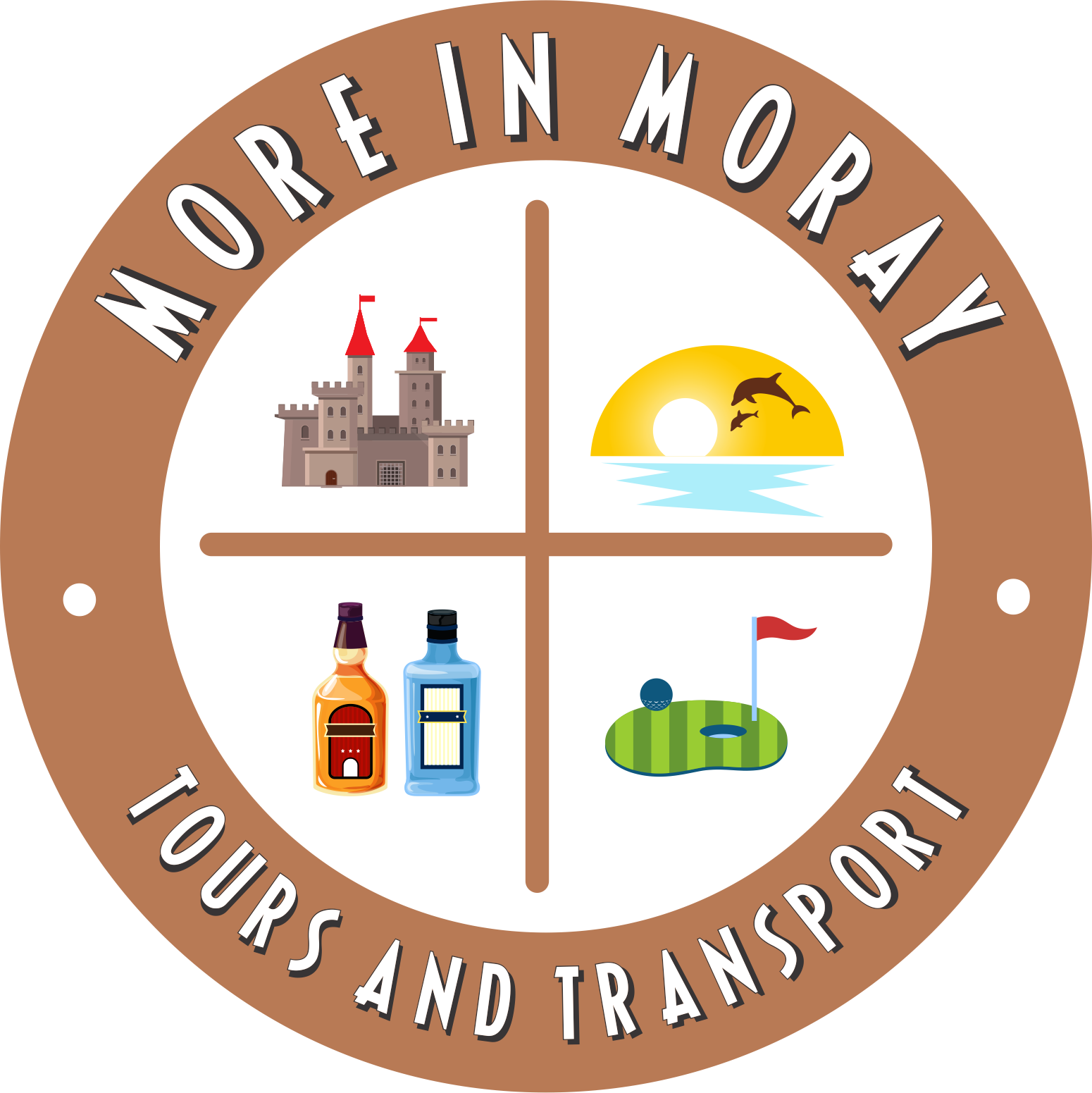 More in Moray Tours and Transport | Cookies - More in Moray Tours and Transport